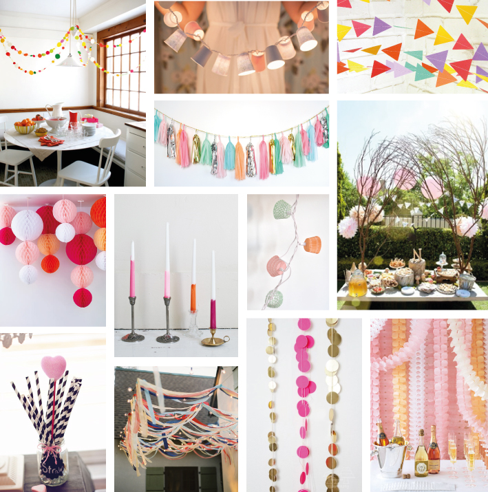 Diy Birthday Party Decorations Ideas Image Inspiration of Cake and