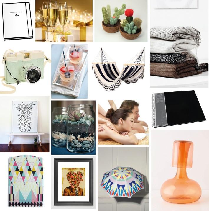 Paperdivas Blog Engagement Gift Ideas