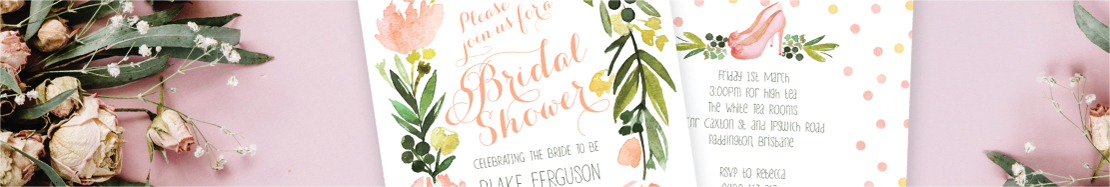 Bridat Shower Invitations