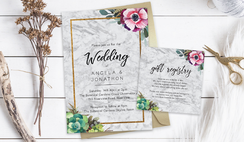 Paperdivas blog simple online wedding gift registry in the run up to your wedding creating a gift registry is one of the many things that youll want to think about perhaps you are so focused on the big day junglespirit Images